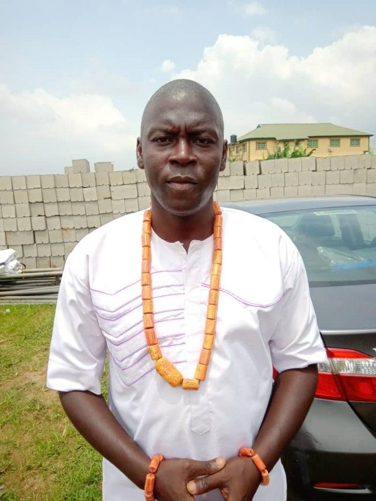 PoTW: Orumade Jude Chukwudi